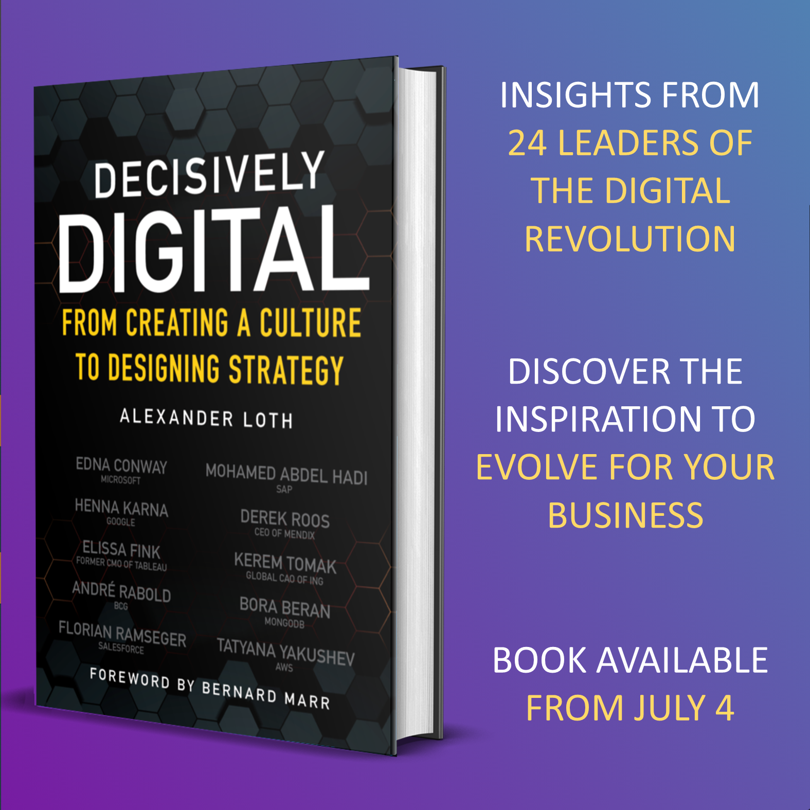 Decisively Digital book cover